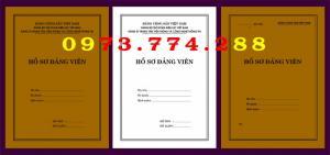 2019-09-17 10:45:05  11  Mẫu lý lịch Đảng viên (Mẫu 2-KNĐ) 10,000
