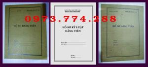 2019-09-17 10:45:05  10  Mẫu lý lịch Đảng viên (Mẫu 2-KNĐ) 10,000