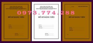 2019-09-17 10:45:05  9  Mẫu lý lịch Đảng viên (Mẫu 2-KNĐ) 10,000