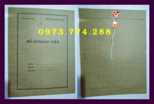 2019-09-17 10:45:05  4  Mẫu lý lịch Đảng viên (Mẫu 2-KNĐ) 10,000