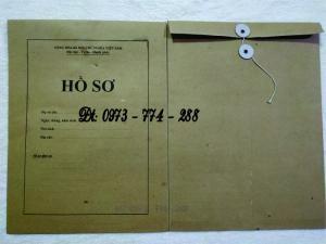 2019-09-17 11:34:57  17  In vỏ, túi đựng hồ sơ đảng viên ở Hà Nội 10,000
