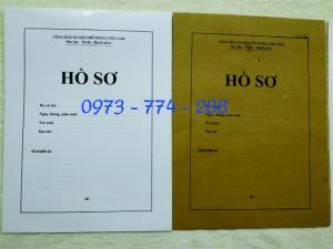 2019-09-17 11:34:57  16  In vỏ, túi đựng hồ sơ đảng viên ở Hà Nội 10,000