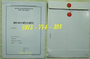 2019-09-17 11:34:57  14  In vỏ, túi đựng hồ sơ đảng viên ở Hà Nội 10,000
