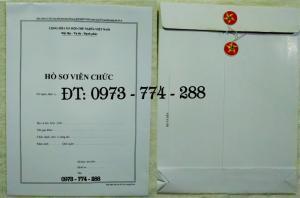 2019-09-17 11:34:57  13  In vỏ, túi đựng hồ sơ đảng viên ở Hà Nội 10,000