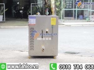 Máy rửa xe ô tô hơi nước nóng kokoro t9000 tahico