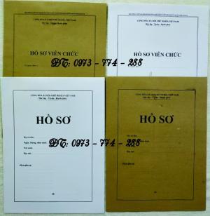 2019-09-17 11:58:39  3  In bìa hồ sơ đảng viên 10,000