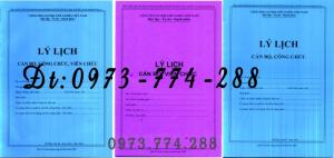 2019-09-17 16:07:49  4  Lý lịch cán bộ công chức các mẫu ..... 10,000