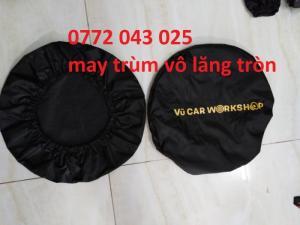 2019-09-17 17:19:08  3  - áo phủ ghế oto , bao trùm vô lăng , bao trùm cần số vải dù chống thấm nước 160,000