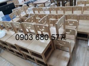 Chuyên sản xuất và cung cấp bàn ghế gỗ mầm...