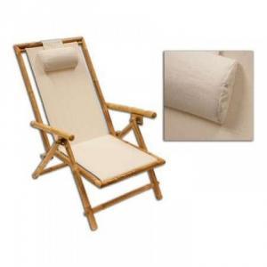 Bán ghế xếp tre, ghế xếp bằng tre, ghế xếp tre bãi biển - Bamboo beach chairs