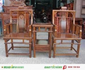 Bộ Bàn Ghế Minh Thái Sư