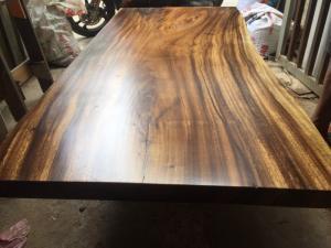 mặt ban gỗ me tây dài 1,6m