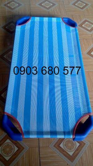 Chuyên cung cấp giường ngủ lưới mầm non cho trẻ nhỏ