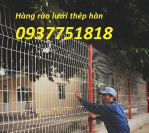 Sản xuất hàng rào D3, D4, D5, D6, D8 mạ kẽm , sơn tĩnh điện