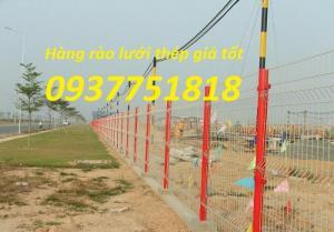 sản xuất hàng rào nhà xưởng, nhà máy các khu công nghiệp mạ kẽm, sơn tĩnh điện giá tốt