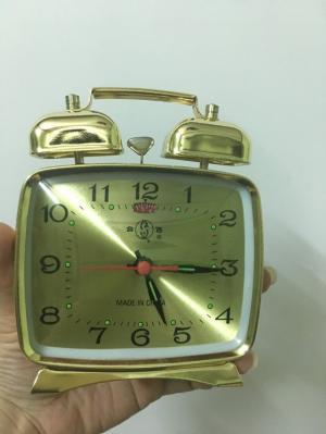 Đồng hồ kiểu chạy dây cót  đồng hồ báo thức cơ