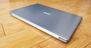 Laptop Acer Swift SF315, i5 8250U 8G SSD180+1T Full HD Vga MX150 Vân tay Đẹp zin 100% Giá rẻ