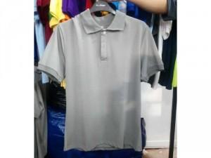 Sỉ áo thun Thái màu xám trắng giá rẽ