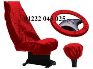 May phủ ghế ô tô cho dịch vụ gara salon