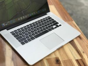 Macbook Pro Retina MJLT2 Mid 2015, i7 16G SSD512 Vga R9 M370X Đẹp zin 100% Giá rẻ