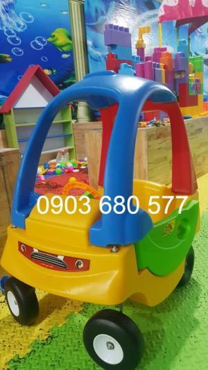 Xe chòi chân ô tô dành cho trẻ em mầm non giá rẻ, chất lượng cao