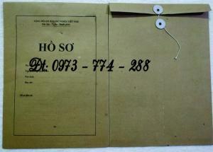 Túi hồ sơ