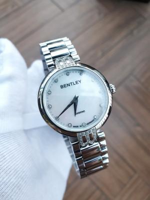 Đồng hồ nữ Bentley diamond mặt khảm trai