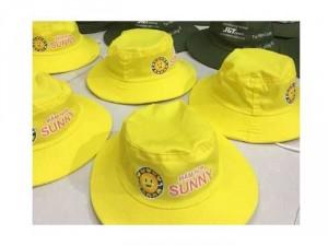 Chuyên may mũ nón học sinh mầm non