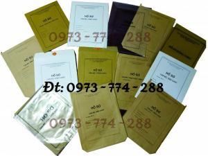 Bìa hồ sơ công chức
