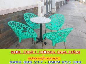ghế nhựa sân vườn giá rẻ nhất ag