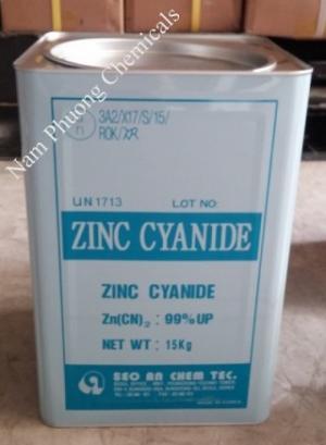 Cần bán Kẽm Xyanua Zn(CN)2 Hàn Quốc