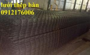 Lưới thép hàn D4 A200x200 giá tốt tại Hà Nội