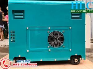 Máy phát điện chạy dầu Tomikama HLC 6500
