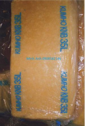 Cao su KNB 35L - Hàng có sẵn tại kho