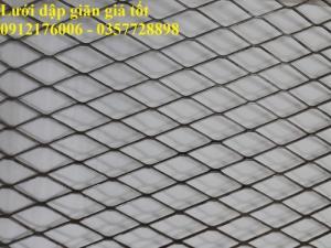 Lưới trám, lưới hình thoi, lưới kéo giãn