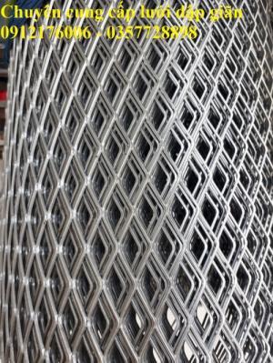 Lưới trám, lưới hình thoi, lưới kéo giãn tại Hà Nội
