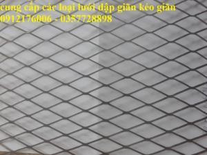 Chuyên sản lưới thép kéo giãn, lưới hình thoi XG, lưới XS (13)