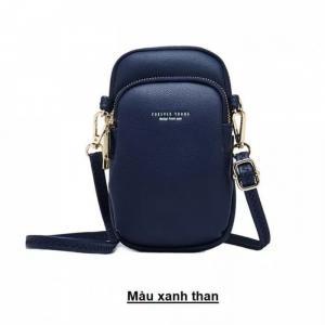 Túi đeo chéo đựng điện thoại 2 ngăn Forever Young