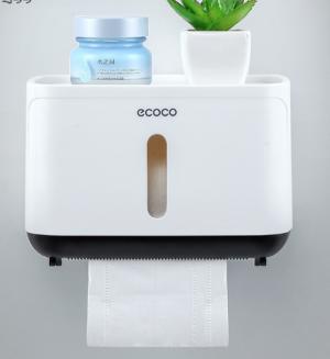 Hộp đựng giấy vệ sinh ECOCO cao cấp