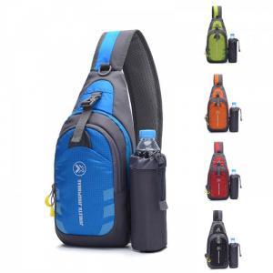 Túi đeo thời trang có chổ đựng bình nước Junletu