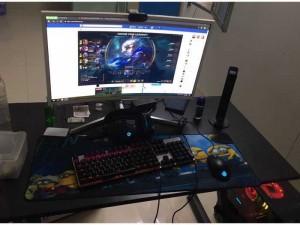 Pass dàn PC chiến game/ stream game