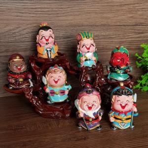 Bộ tượng chibi Tam Quốc Chí