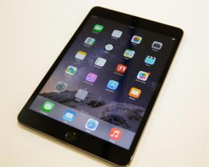 Ipad mini 3 Wifi + 4G chính hãng Apple zin đẹp