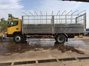 Xe tải 7,1 tấn FUSo FI thùng dài 5,9m