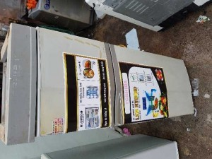 Tủ lạnh toshiba 145l tự động xả đá