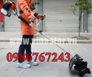 Máy xạc cỏ cầm tay 3 chức năng