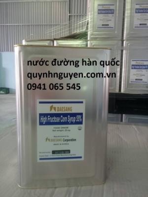 Nước đường Hàn Quốc -High Fructose Syrup