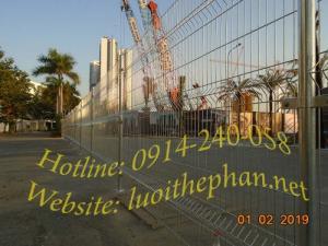 lưới thép hàn; hàng rào lưới thép; hàng rào mạ kẽm
