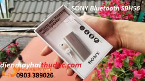 Tai nghe bluetooth Sony SHB56 nghe nhạc đàm thoại đều OK