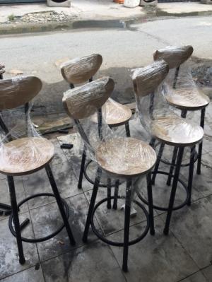 thanh lý 100 ghế quầy bar cao giá rẻ